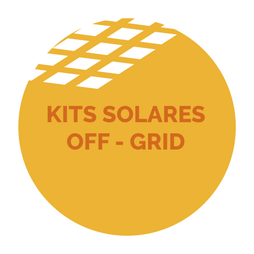 KITS SOLARES OFF-GRID